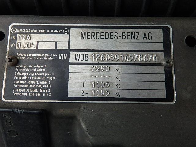 Buy Mercedes Benz 560sel 560sec Wdb126 Sale In Japan Jdm