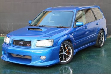 Subaru Forester STi version for sale (N. 7942)