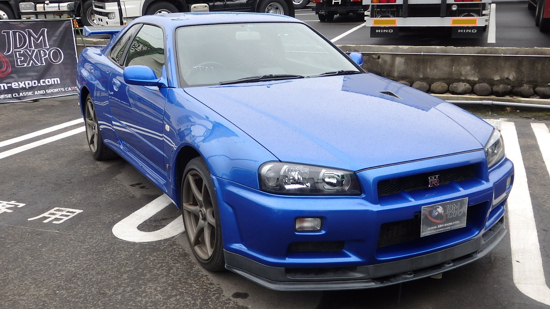 Nissan Skyline GTR R34 V-Spec II NUR for sale in Japan