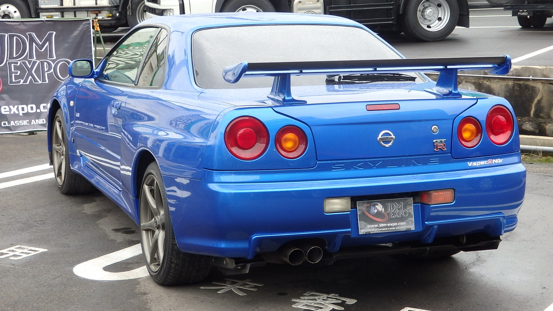 Nissan Skyline GTR R34 V-Spec II NUR for sale in Japan