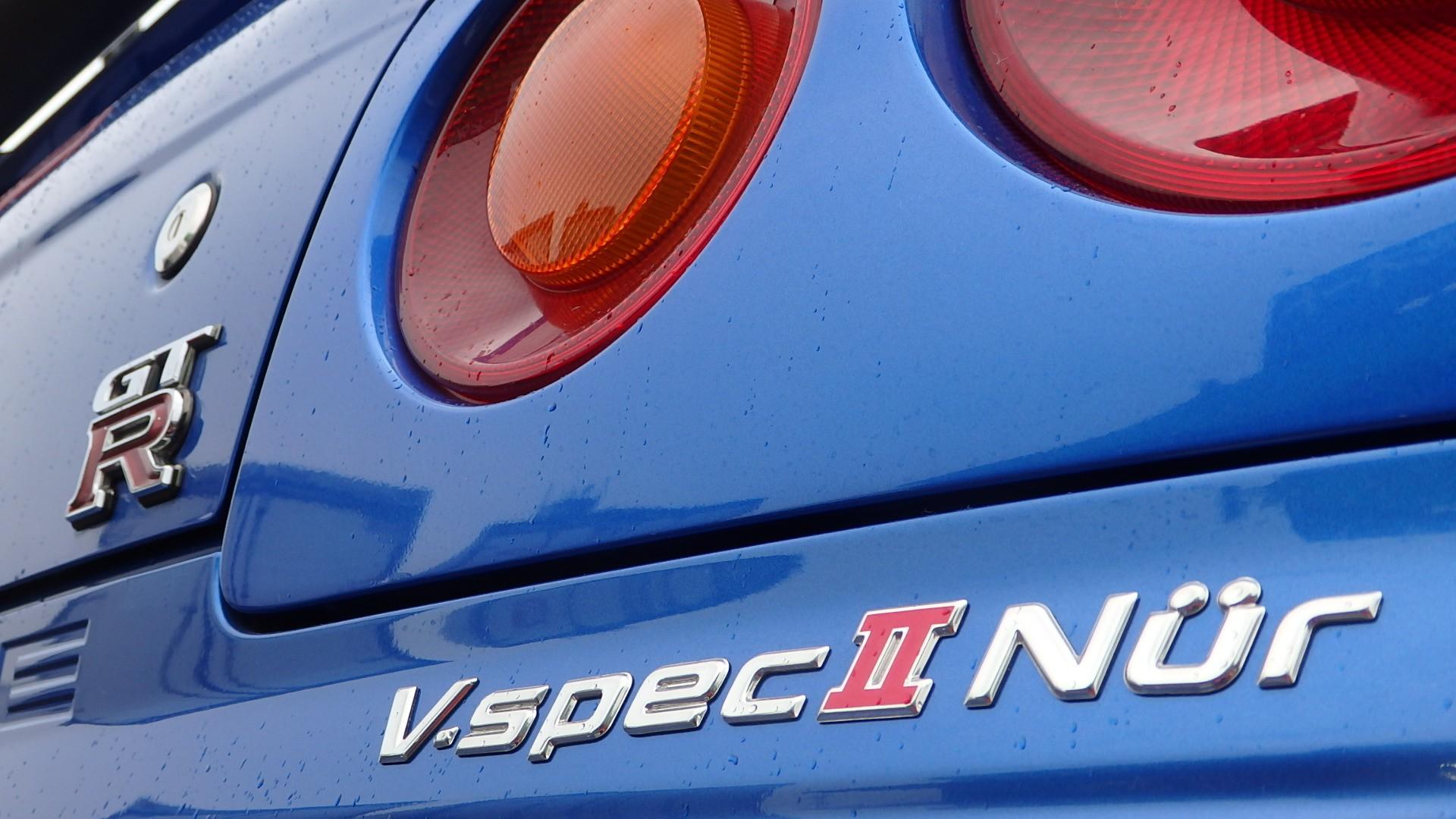 Car Auction Usa >> Nissan Skyline GTR R34 V-Spec II NUR for sale in Japan