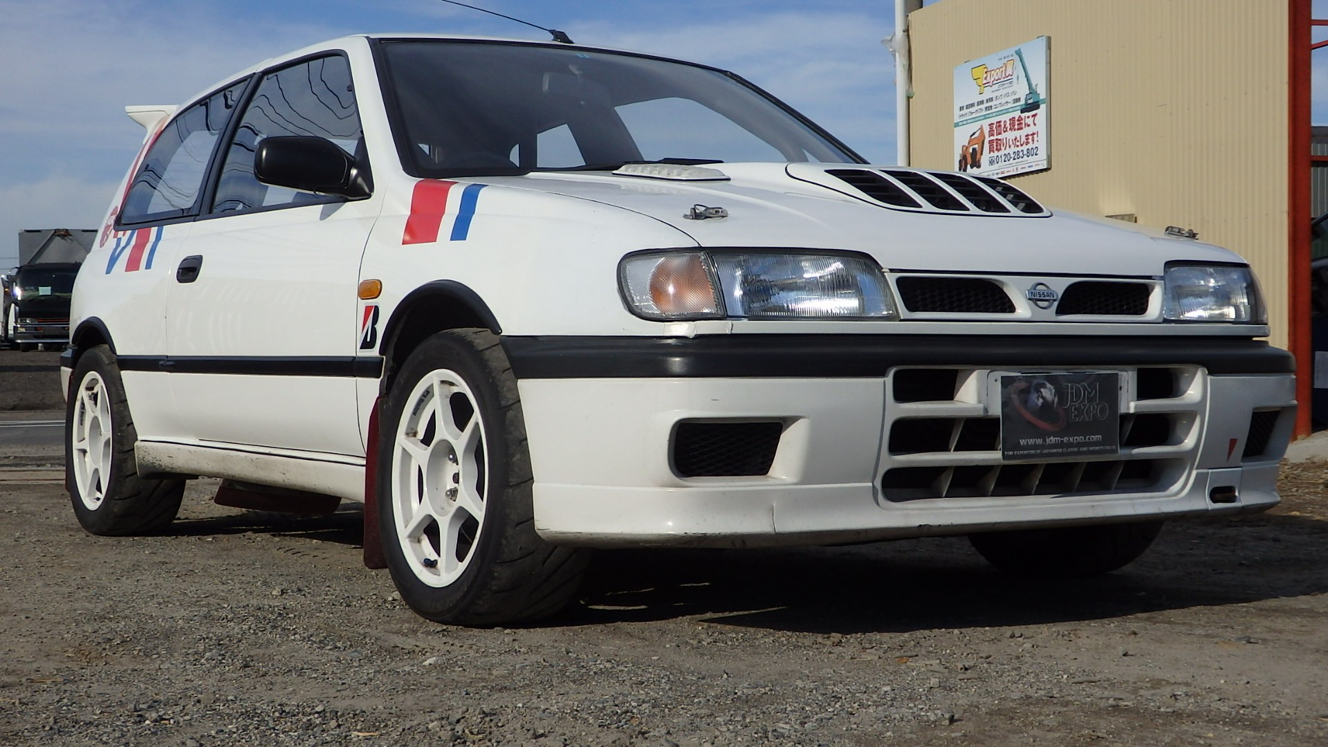 nissan pulsar gti rb for sale in japan jdm expo jdm expo