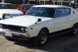 1976 Nissan Skyline KGC110 Kenmeri  (7951)