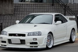 Nissan Skyline GTR V-spec II Nur for sale (N. 7958)