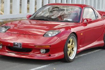 Mazda RX7 for sale in Japan (N. 7756)
