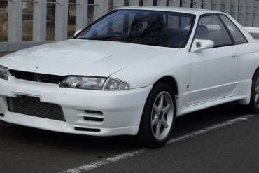Nissan Skyline GTR R32 for sale JDM Expo Japan (N. 7751)