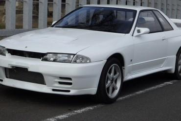 Nissan Skyline GTR R32 for sale JDM Expo Japan (N. 7751)