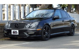 Mercedes Benz E320 (E63 AMG replica) for sale (N.7966)