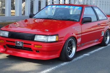AE86 for sale JDM EXPO (N.7967)