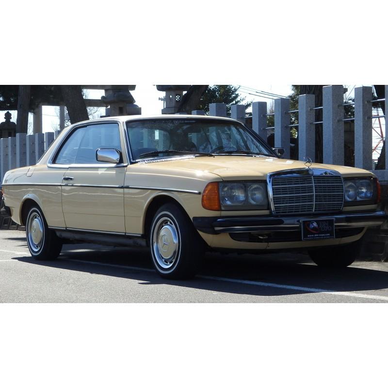 Mercedes benz 280ce for sale in japan jdm expo porsche bmw for Mercedes benz japan