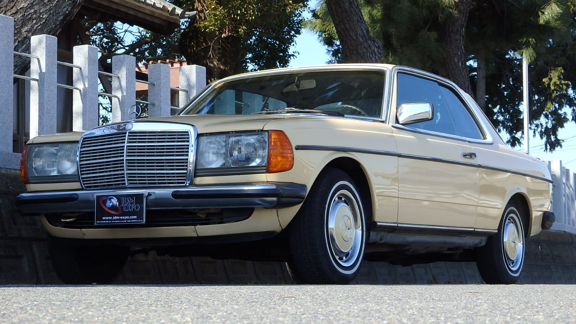 Mercedes benz 280ce for sale in japan jdm expo porsche bmw for Mercedes benz 280ce for sale