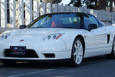 Honda NSX Type R for sale JDM EXPO (N.7974)