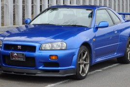 Nissan Skyline GTR for sale (N.7978)
