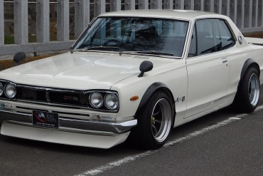 Skyline Hakosuka KGC10 for sale JDM EXPO (N.7979)