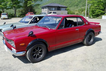 Skyline Hakosuka KPGC10 for sale (N. 7981)