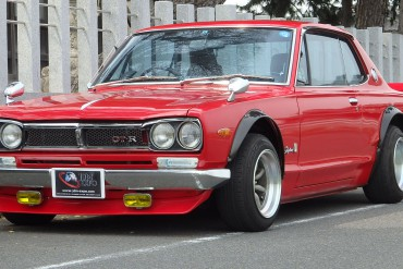 Skyline Hakosuka KGC10 for sale JDM EXPO (N.7988)