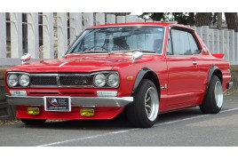 Nissan Skyline Hakosuka KGC10 for sale (N.7988)