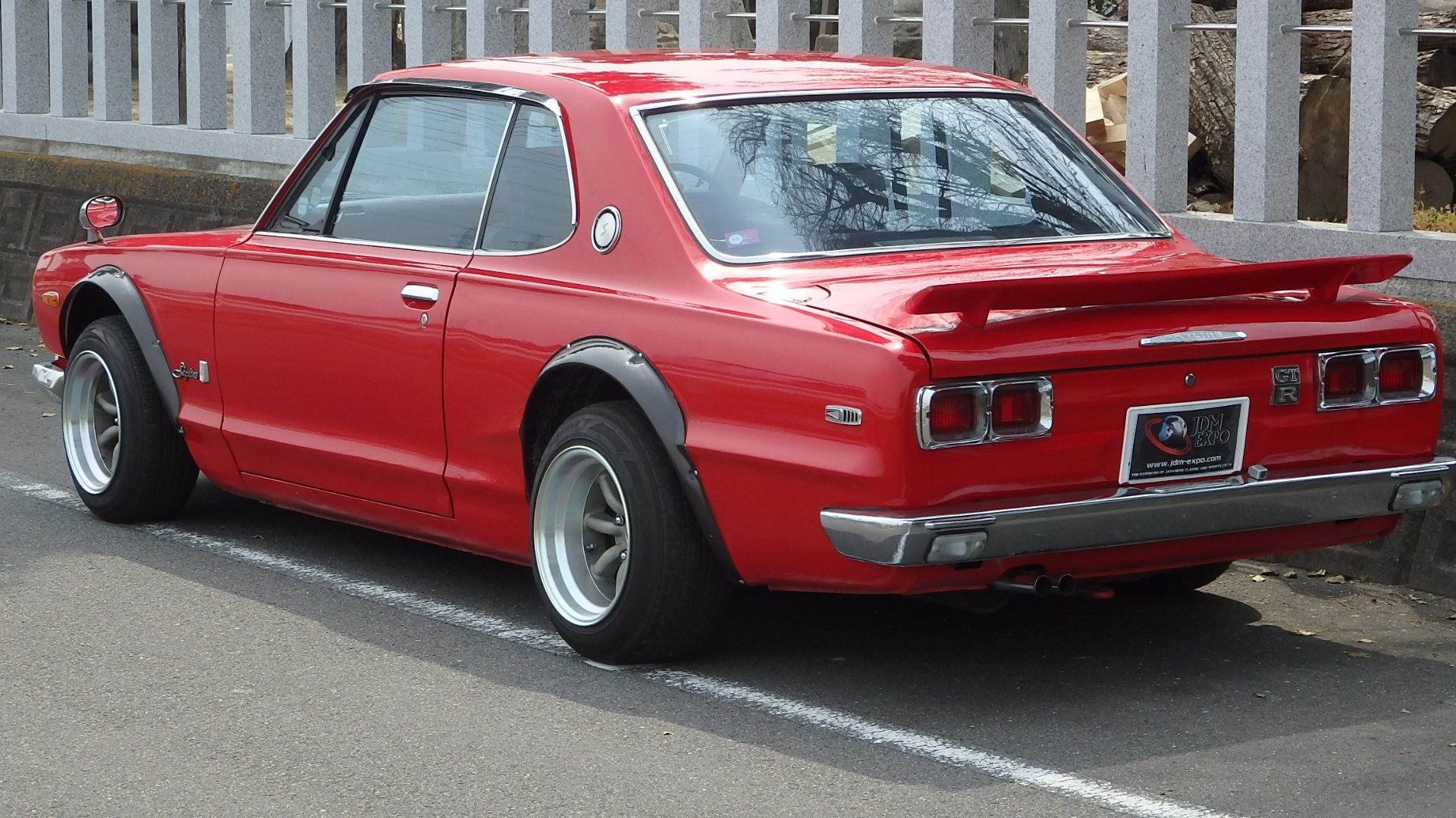 Hakosuka for sale Nissan Skyline KGC10 GTR clone coupe at ...