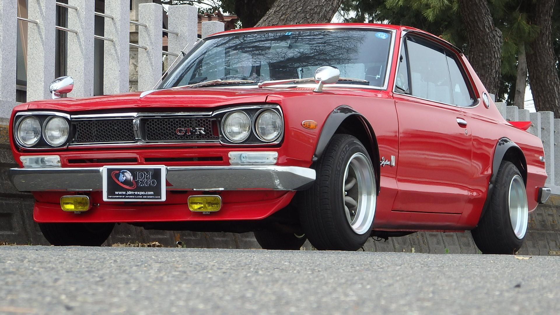 Hakosuka for sale Nissan Skyline KGC10 GTR clone coupe at ...