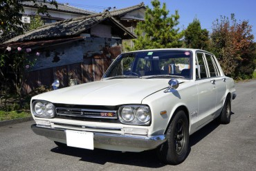 Skyline 2000GT-R PGC10 for sale (N. 7991)