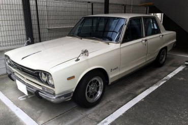 Skyline Hakosuka 2000GT for sale (N. 7992)
