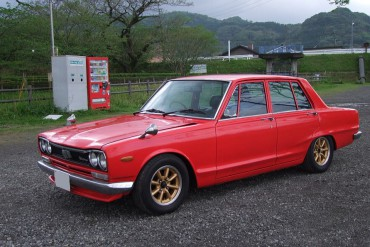 Nissan Hakosuka GT-X for sale (N. 7993)