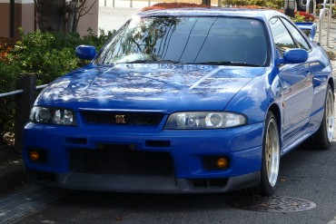 Le Mans R33 GTR V spec for sale (N.7896)