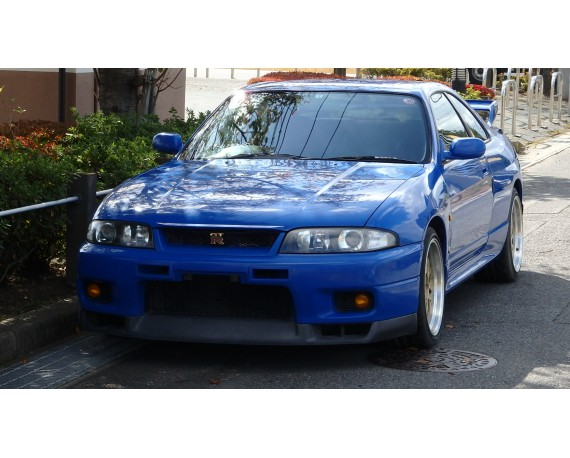 Full Wide Body Aero Kit with Wing