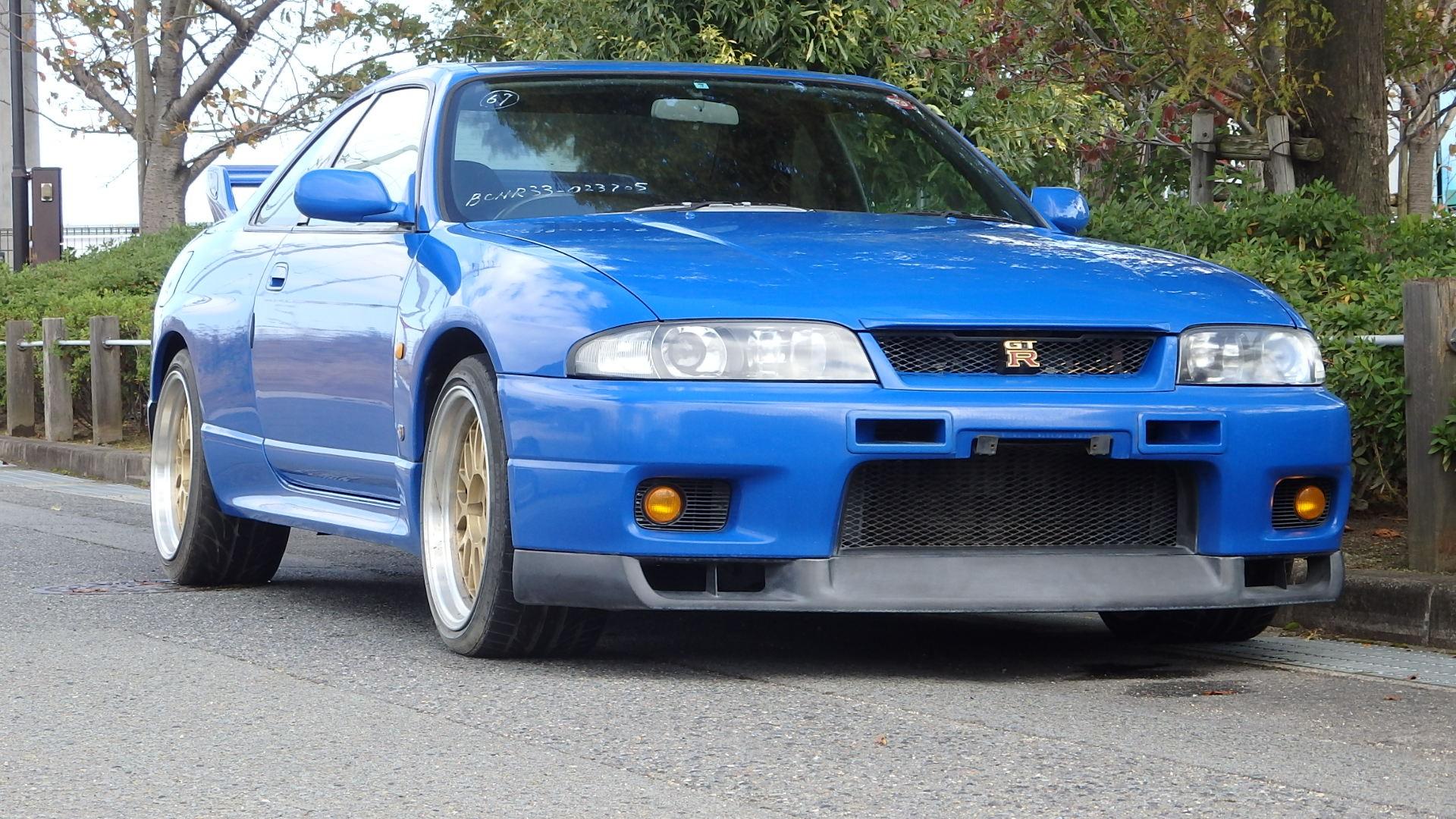 Nissan Skyline Gtr For Sale >> Le Mans Edition R33 Skyline GTR for sale Japan USA Canada UK