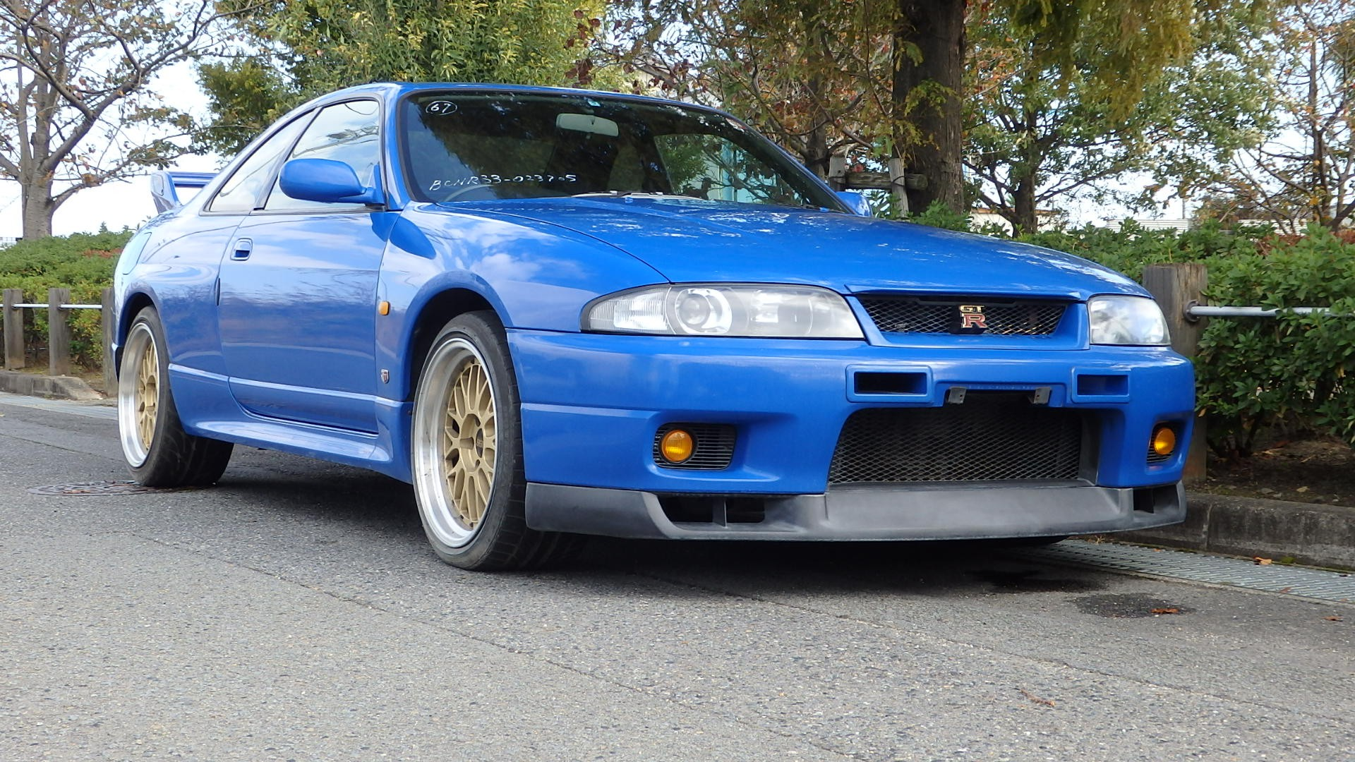Le Mans Edition R33 Skyline Gtr For Sale Japan Usa Canada Uk