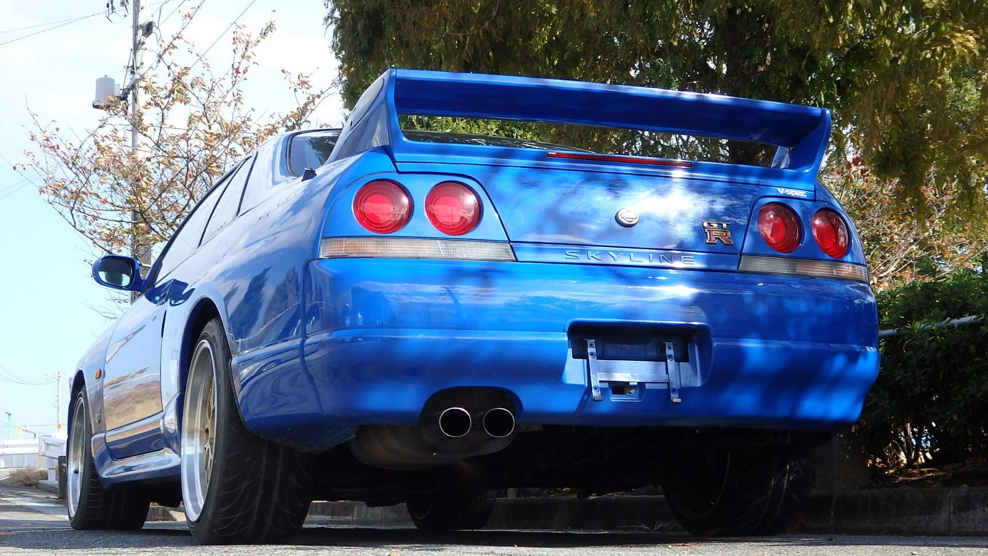 Le Mans Edition R33 Skyline Gtr For Sale Japan Usa Canada Uk