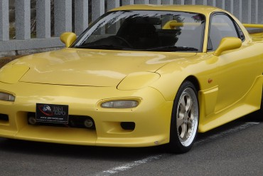 Mazda RX7 for sale (N.7999)