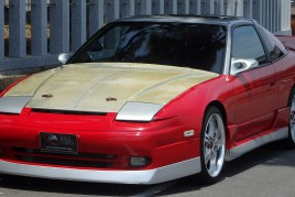 Nissan 180SX for sale (N.8007)