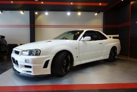 Skyline GTR R34  V Spec II Nur for sale (N. 8014)