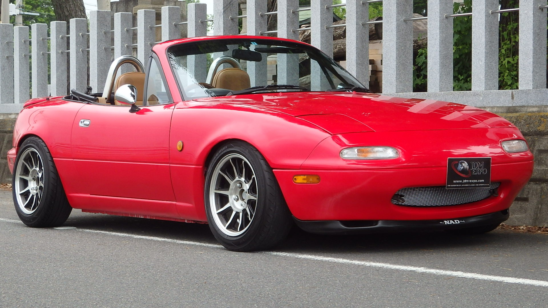 mazda eunos roadster for sale at jdm expo