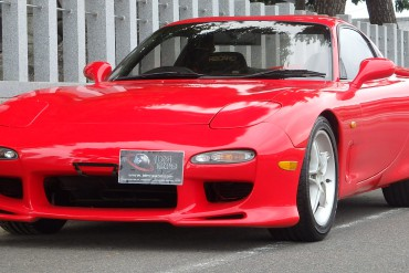 Mazda RX7 for sale (N.8020)