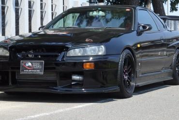 Nissan Skyline GTT R34 sale (N. 8021)