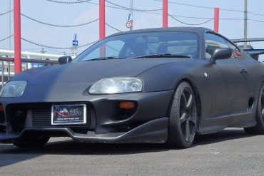 Toyota Supra for sale JDM EXPO (N. 8025)