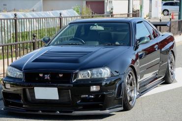 Nissan skyline gtr r34 for sale usa