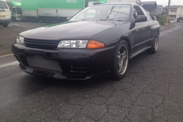 Nissan Skyline coupe GTR GT-R32 BNR32-010715 for sale at JDM Expo Japan