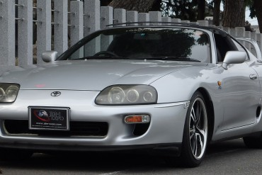 JZA80 Supra OPEN TOP (GZ Twin Turbo) for sale JDM EXPO (N.8028)