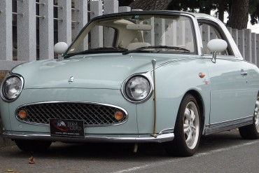 Nissan Figaro for sale JDM EXPO (N. 8030)