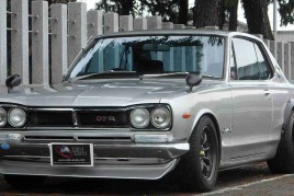 Skyline 2000GT Hakosuka KGC10 for sale ( N. 8034)