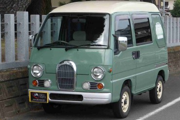 Subaru Sambar KV3 for sale JDM EXPO (N.8035)