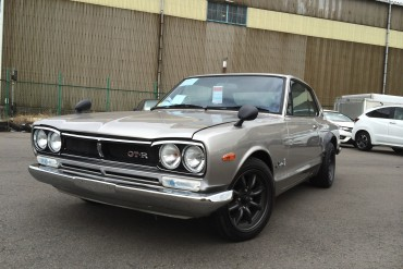 Nissan Skyline Coupe 1971 2000GT Hakosuka KGC10 GTR clone for sale at  JDM EXPO Japan (N. 7703)