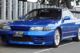 Skyline GTR  for sale JDM EXPO (N. 8037)