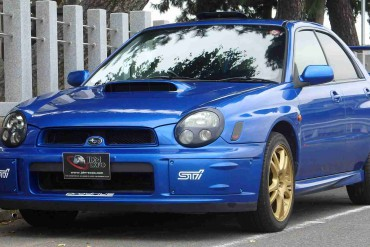 Subaru WRX STI six-speed manual transmission for sale JDM EXPO (N.8038)