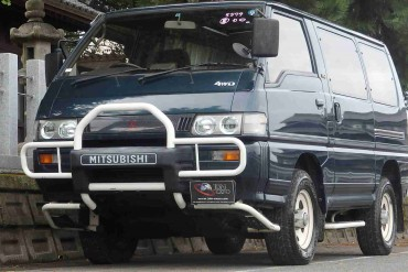 Mitsubishi Delica Turbo Disiel for sale JDM EXPO (N.8039)