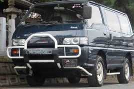 Mitsubishi Delica Star Wagon for sale (N.8039)