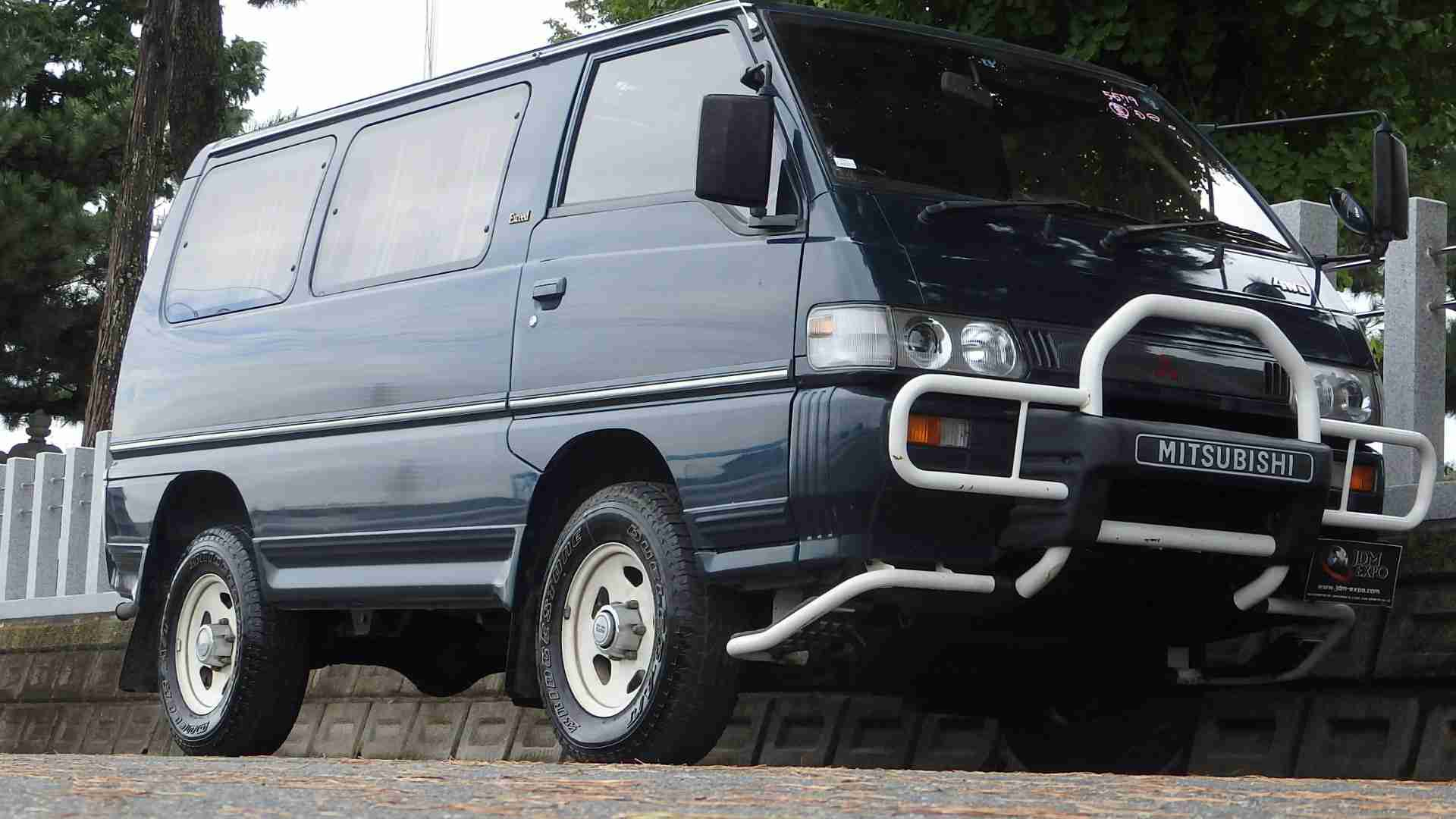 Mitsubishi Delica Star Wagon Diesel For Sale In Japan At